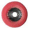 Шлифовальный круг КЛТ SwatyComet Scorpio Angled с загнутыми лепестками F27 SA40 125*22,23