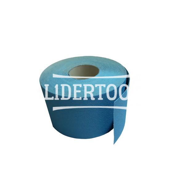 Рулоны абразивные на латексной основе Golden Fleece Blue Star 115x50000 мм Р240, цена – 18.00 грн, фото №1