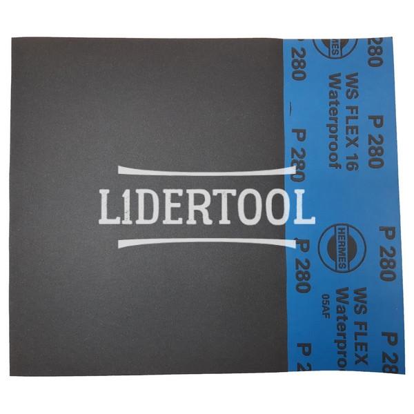 Шлифовальные листы Hermes WS Flex 16 230х280 P280, цена – 11.00 грн, фото №1