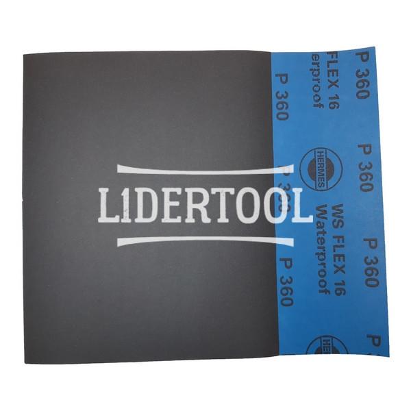 Шлифовальные листы Hermes WS Flex 16 230х280 P360, цена – 11.00 грн, фото №1