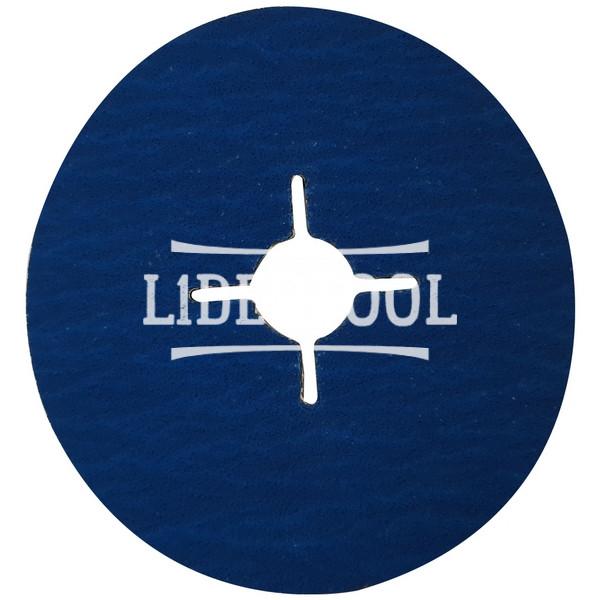 Фибровый диск Hermes RB 414 D125 Р60, цена – 25.22 грн, фото №1