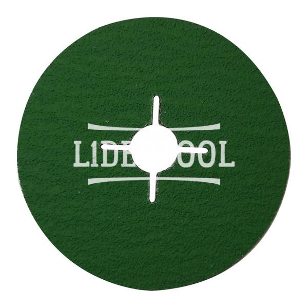 Фибровый диск Hermes CR 456 D125 Р36, цена – 36.30 грн, фото №1