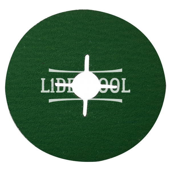 Фибровый диск Hermes CR 456 D125 Р50, цена – 30.00 грн, фото №1