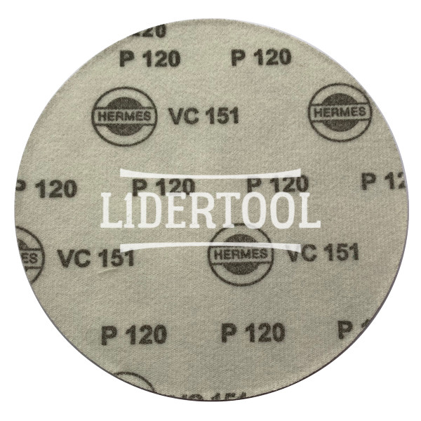 Шлифовальные круги VC 151-Longlife VEL d150 P60 - P400, цена – 10.05 грн, фото №1